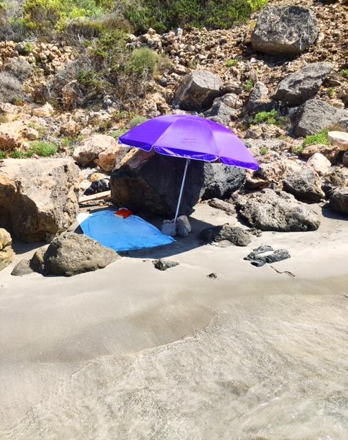 Cala Boix Ibiza secret beaches