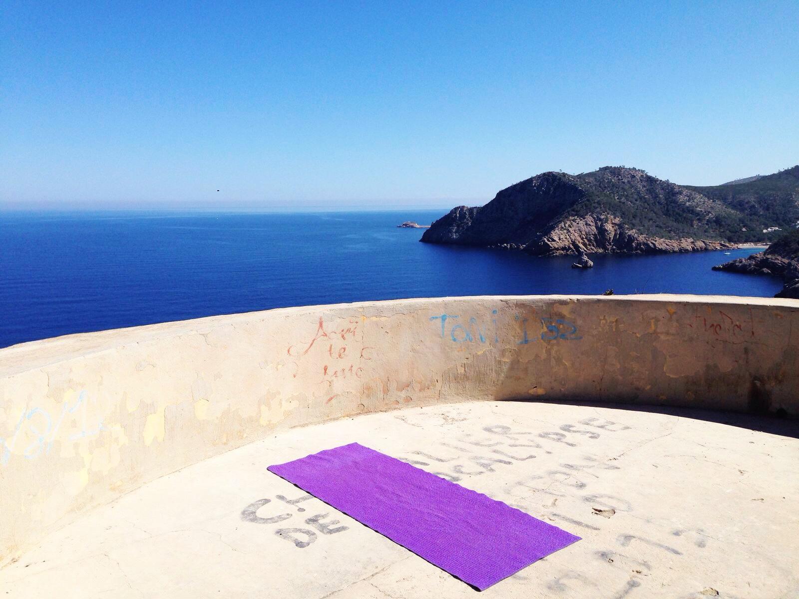 Ibiza yoga and meditation