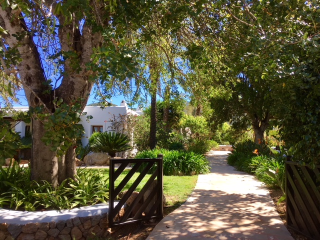 Ibiza boutique hotel Can Gall