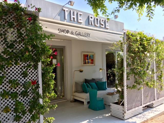 The Rose Santa Gertrudis Ibiza shopping