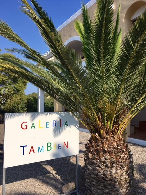 Galeria Tambien Santa Gertrudis Ibiza art gallery