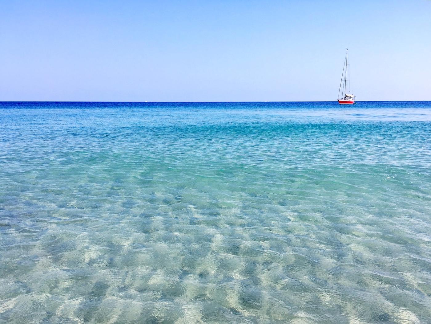 Cala Boix Ibiza secret beaches nudist beach