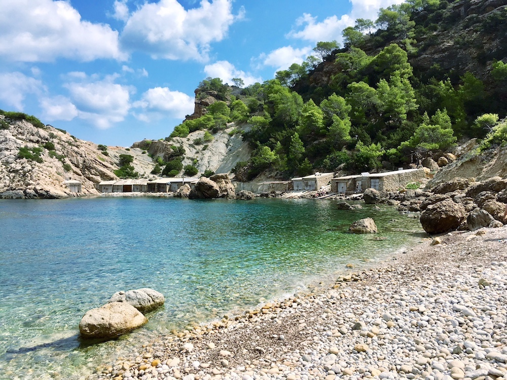 Es Portitxol Ibiza secret beaches