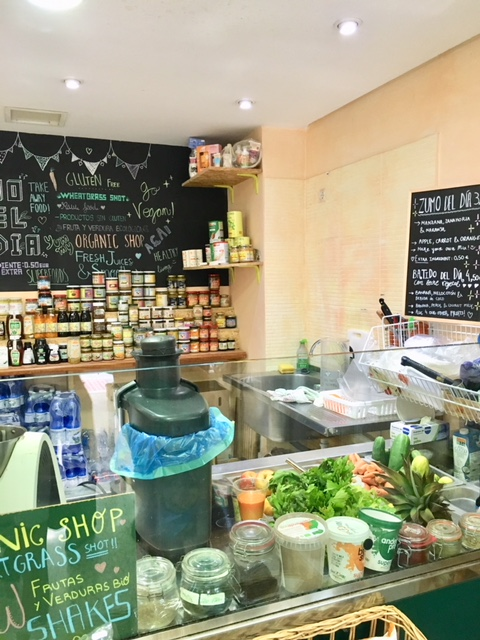 Sa Placa Ibiza organic health food shop