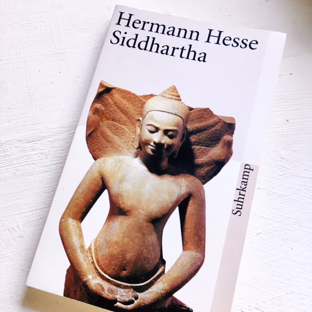 Inspiring autumn books - Hermann Hesse Siddhartha