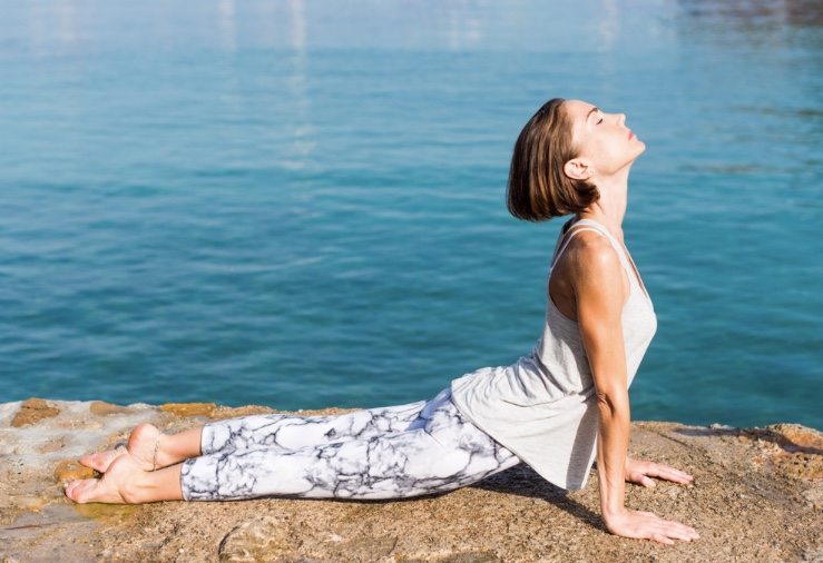 Andrea Mondkind Yoga