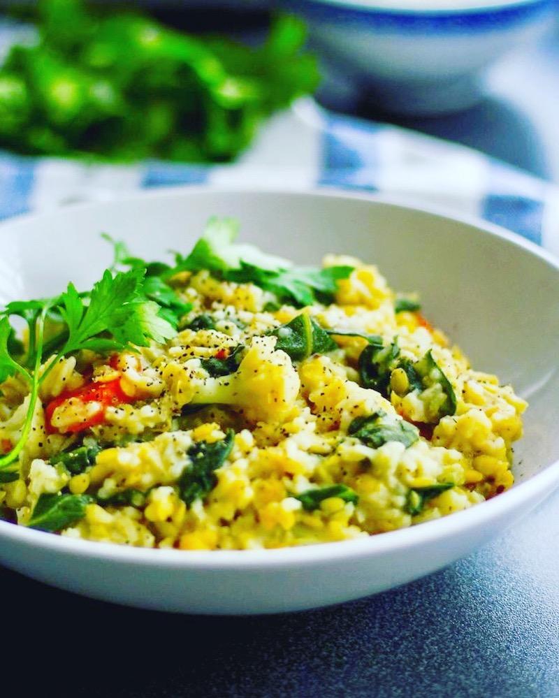 Quinoa Kitchari detox recipe