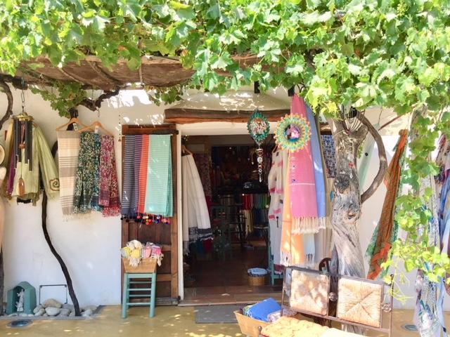 Ibiza shopping