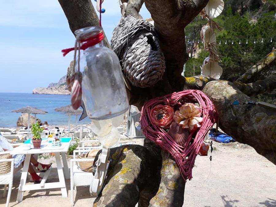 Utopia Ibiza best authentic beach restaurant