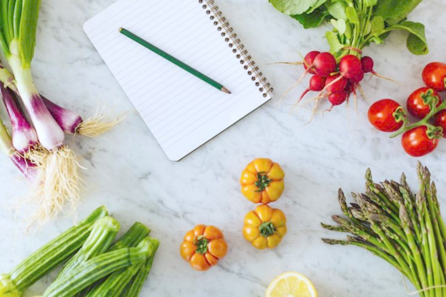 The benefits of a food journal