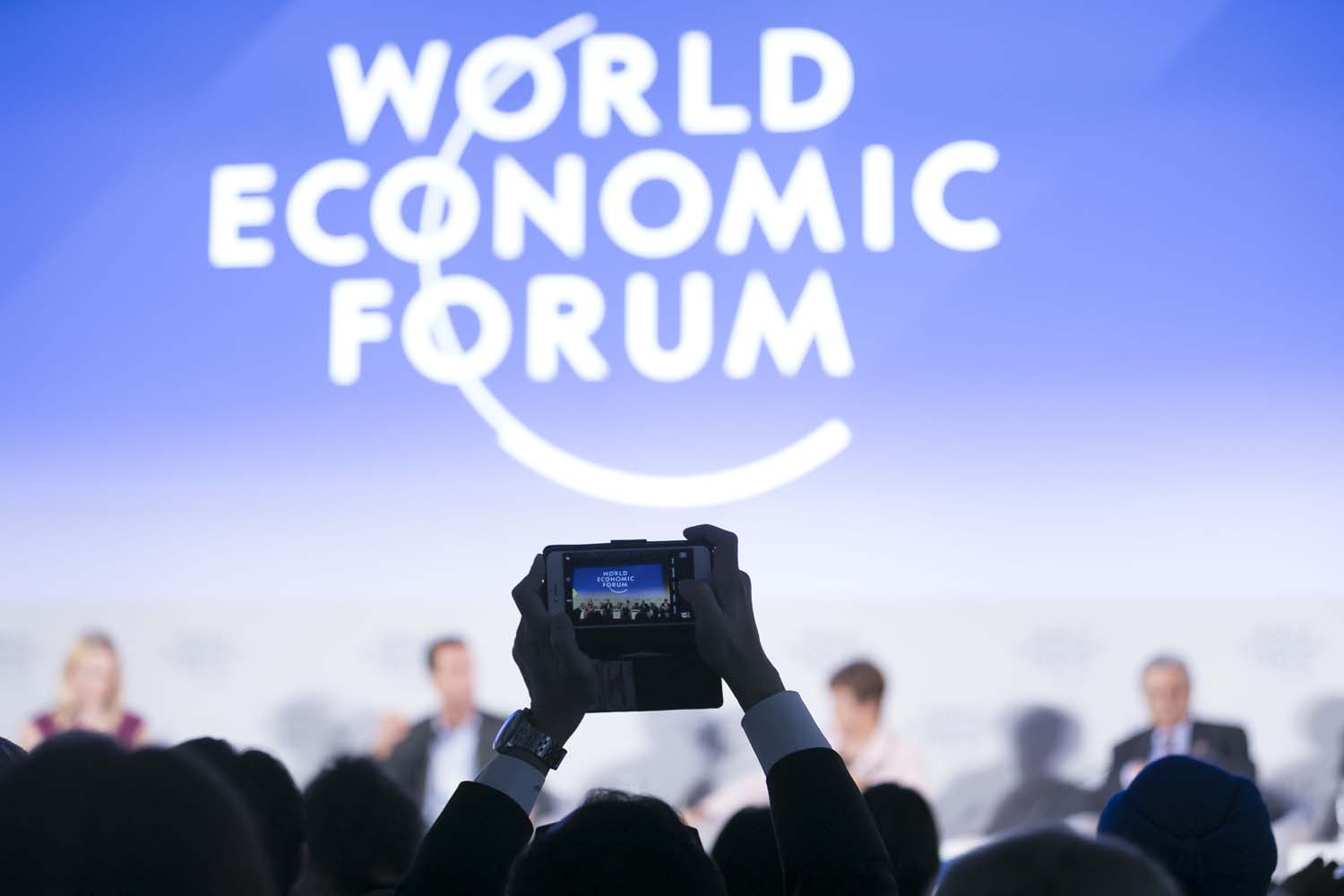 World Economic Forum Conference Photographer in New York City