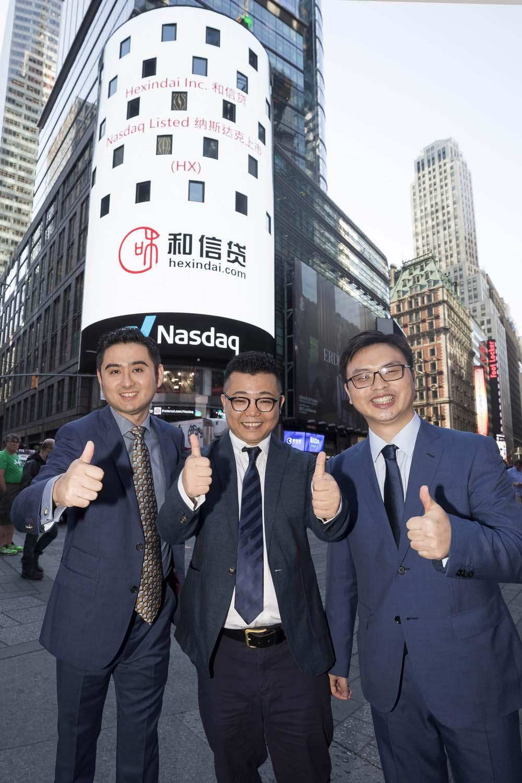 Nasdaq Chinese IPO Photographer