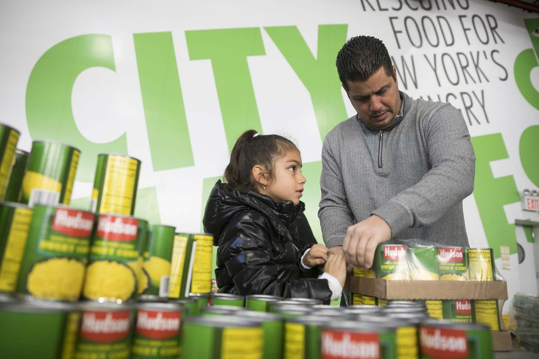 City Harvest Food Photographer NY