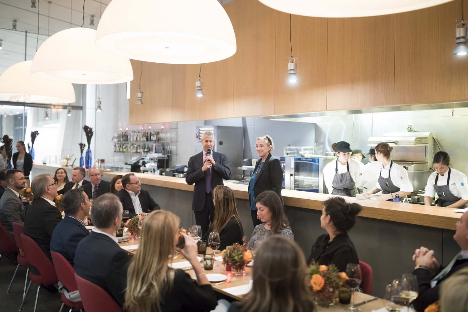 NYC Food Photographer Untitled Danny Meyer and City Harvest