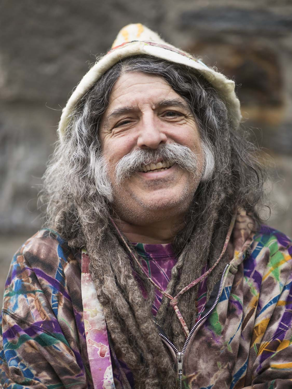 Amigo Bob Portrait