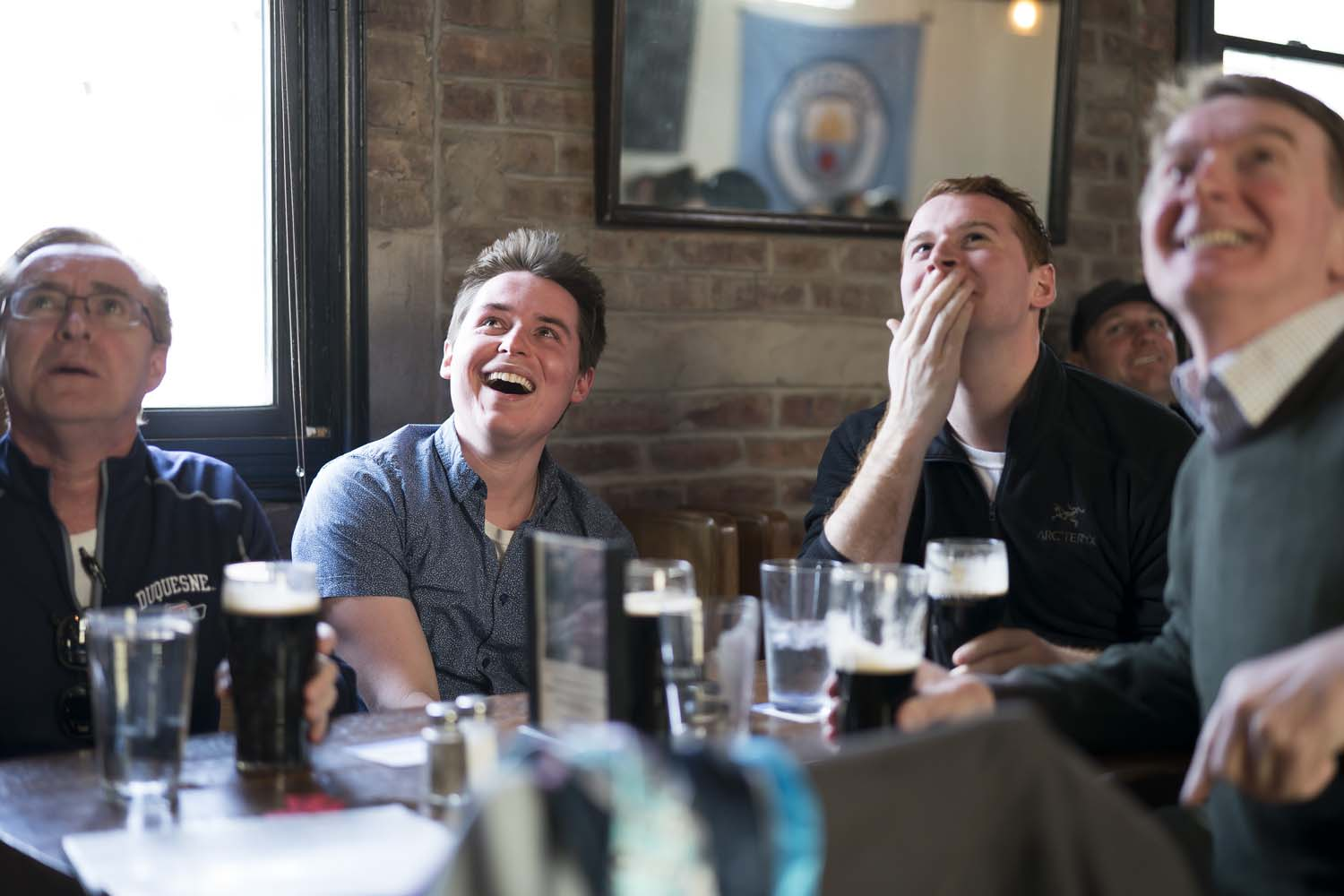Manchester City Viewing Party in Brooklyn