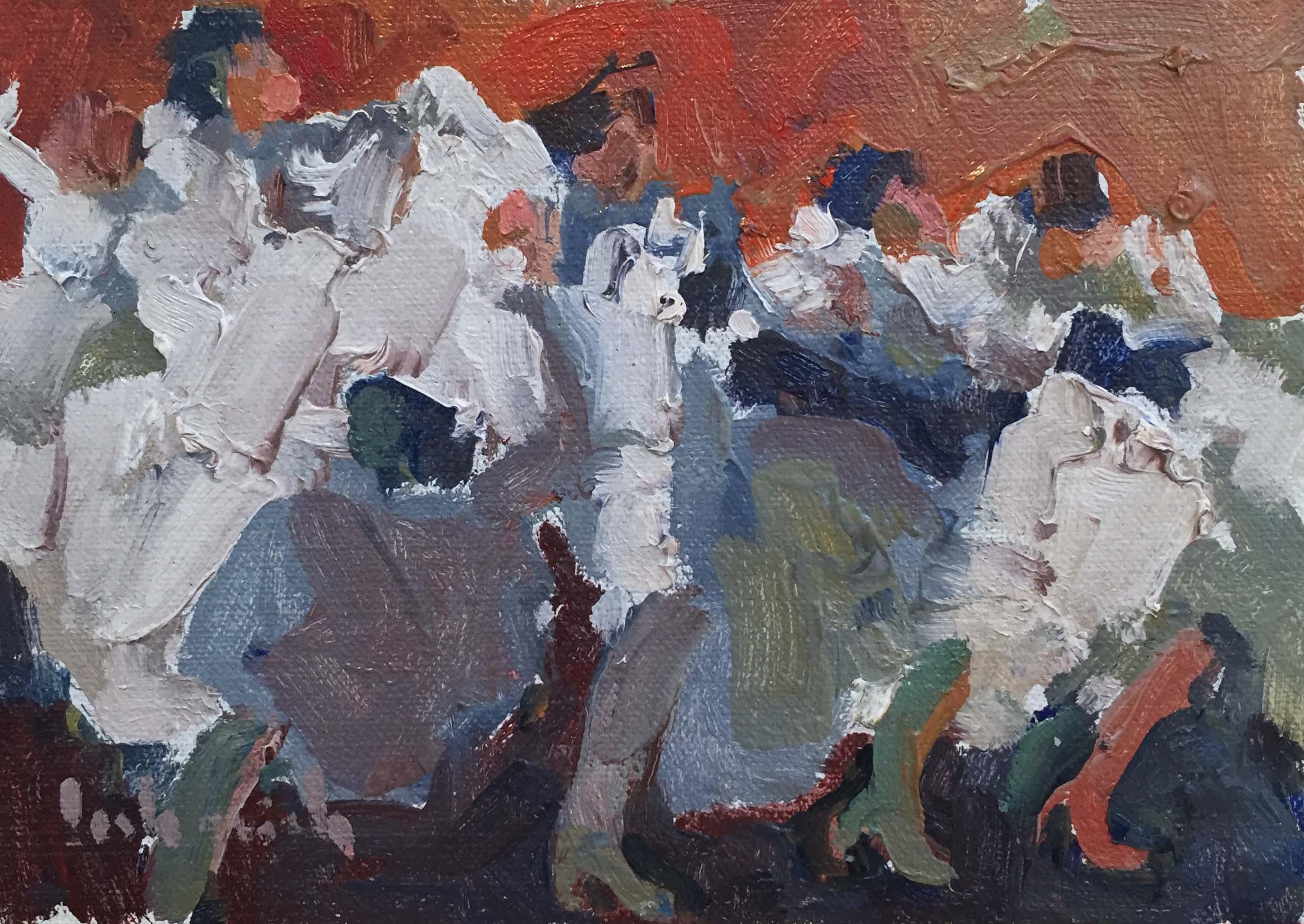 Momarte-Cancan Dancers