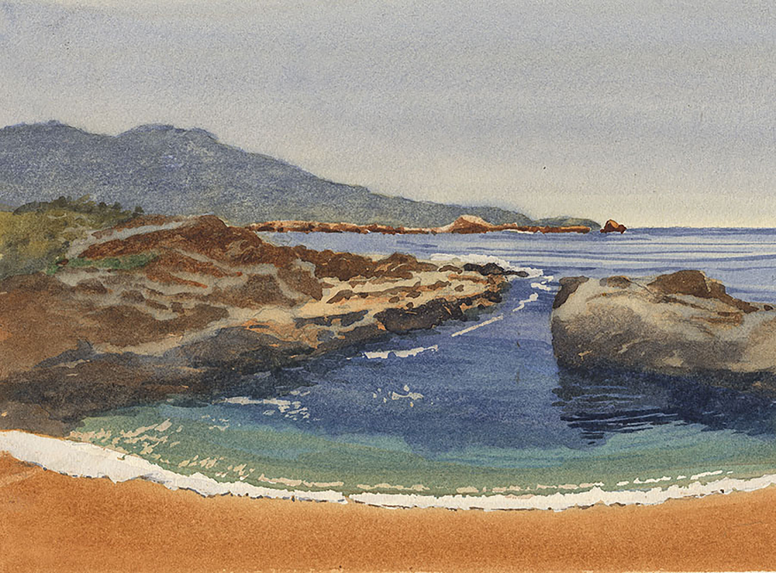 Copy of Gentle Day at Point Lobos