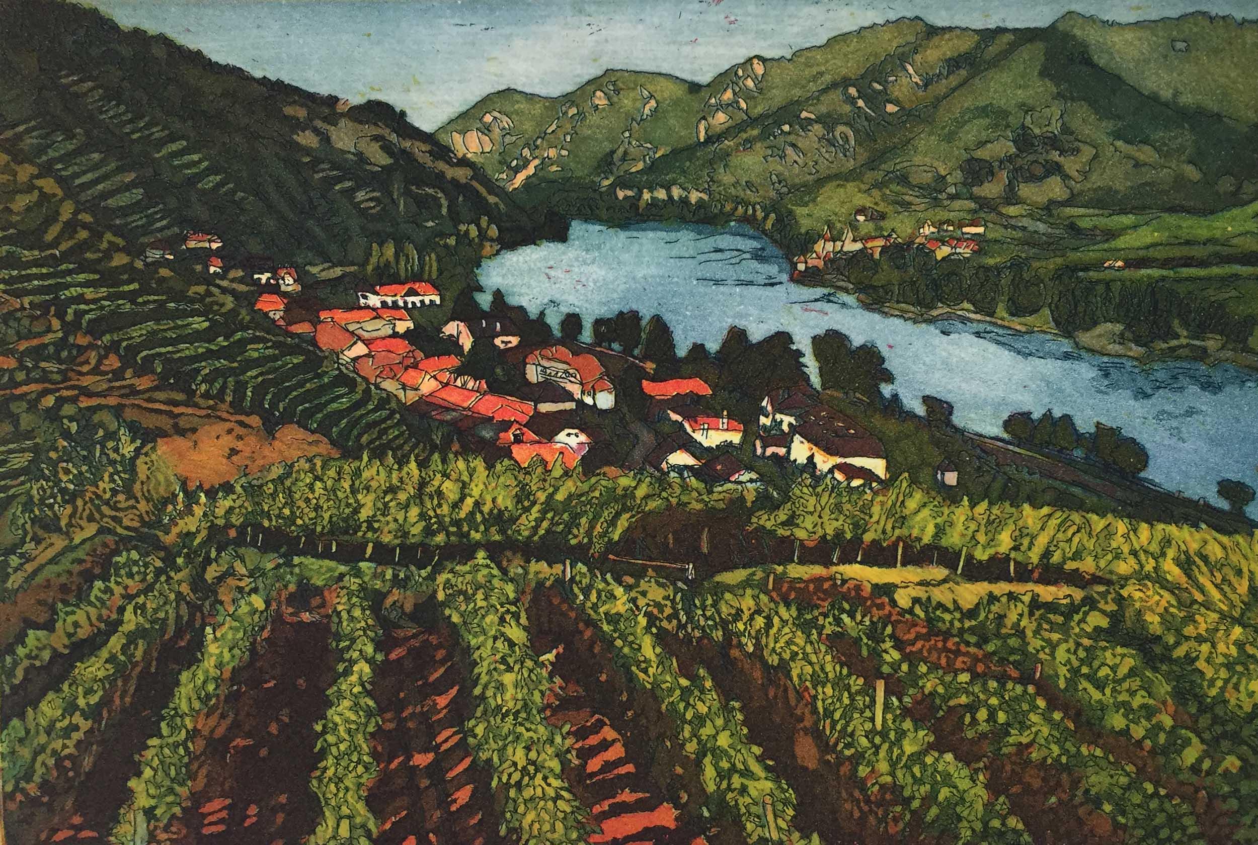 Euro Routes VI: Vineyards (Austria)
