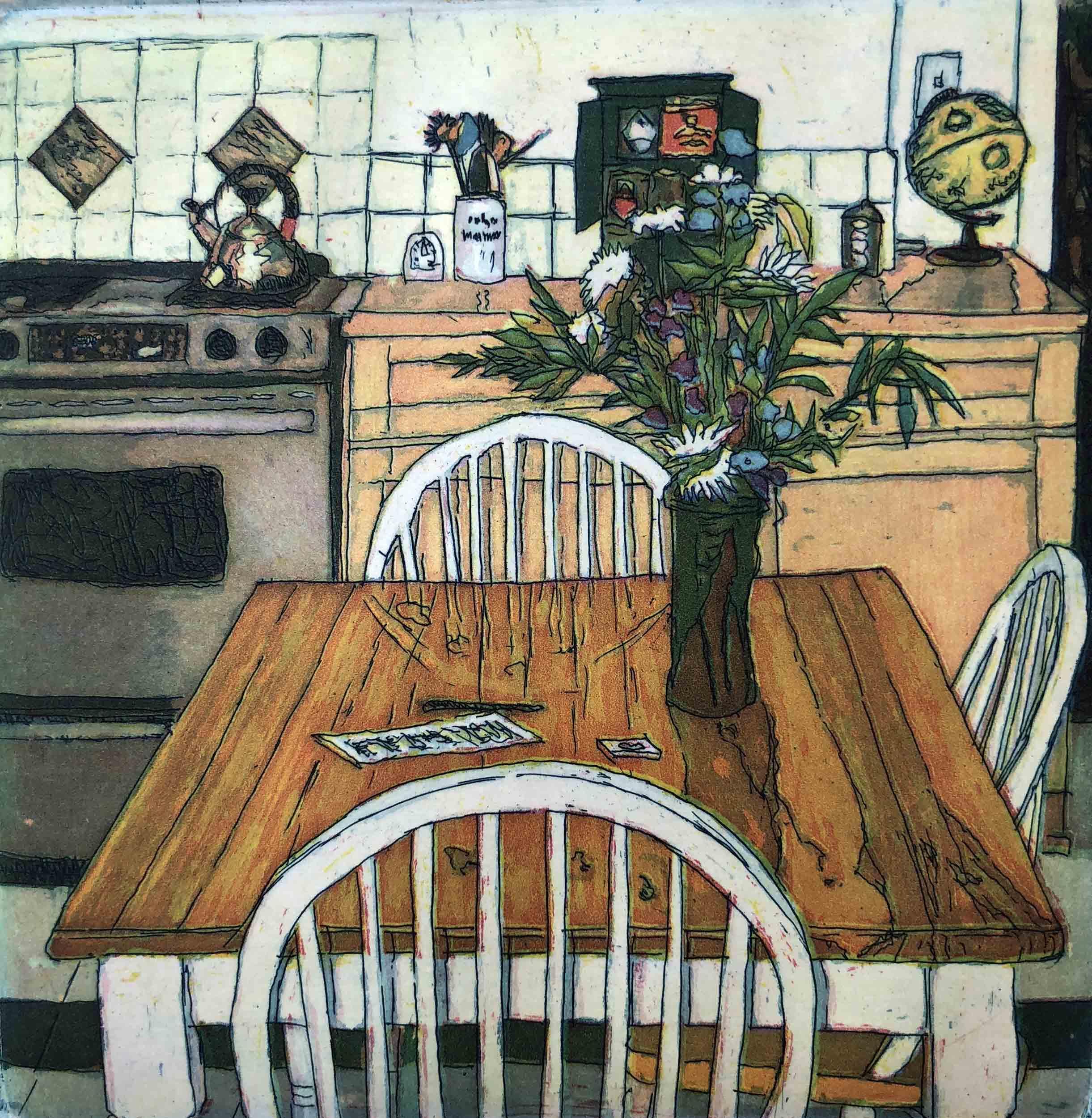 Last Summer I: Kitchen