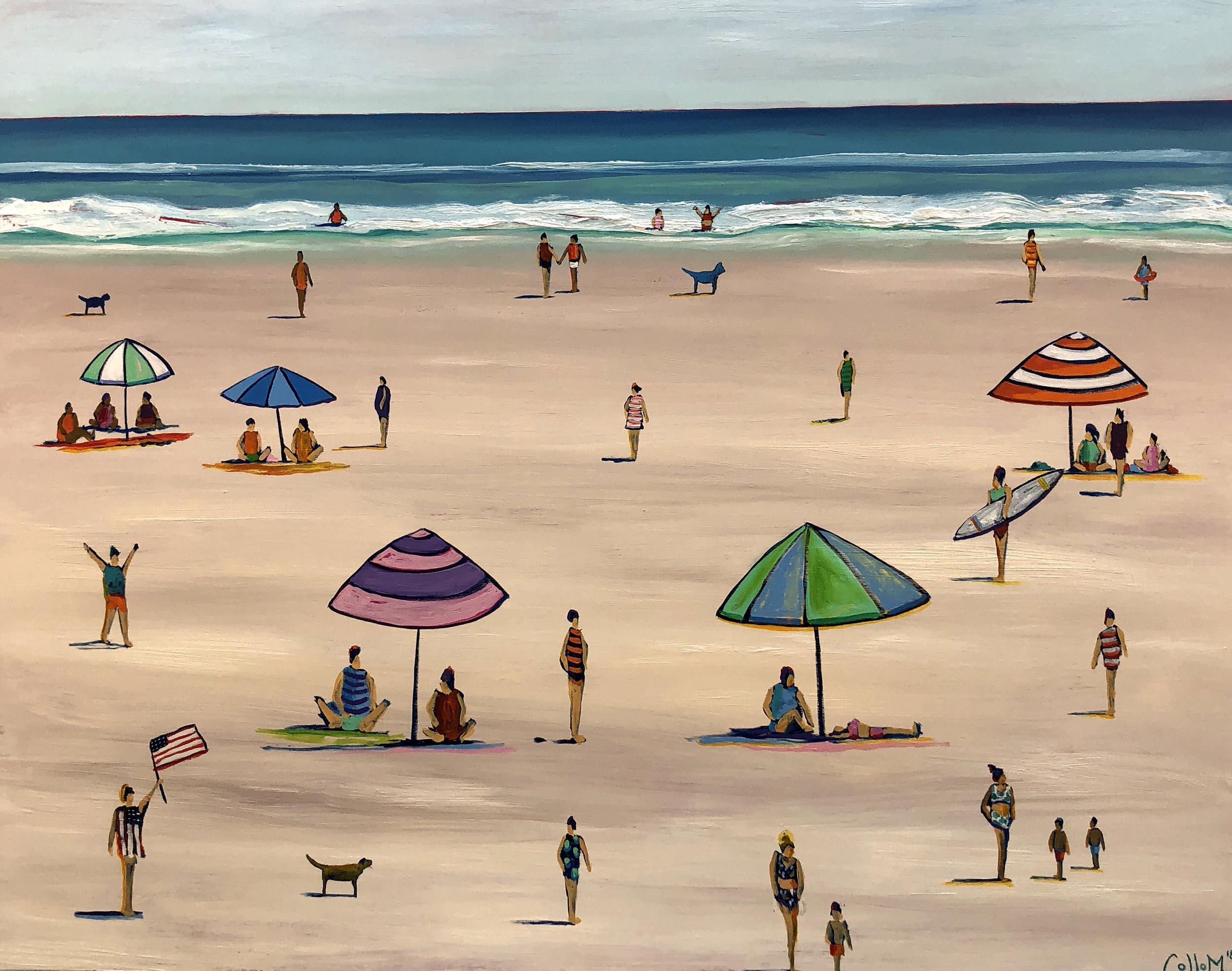Carmel Beach Day