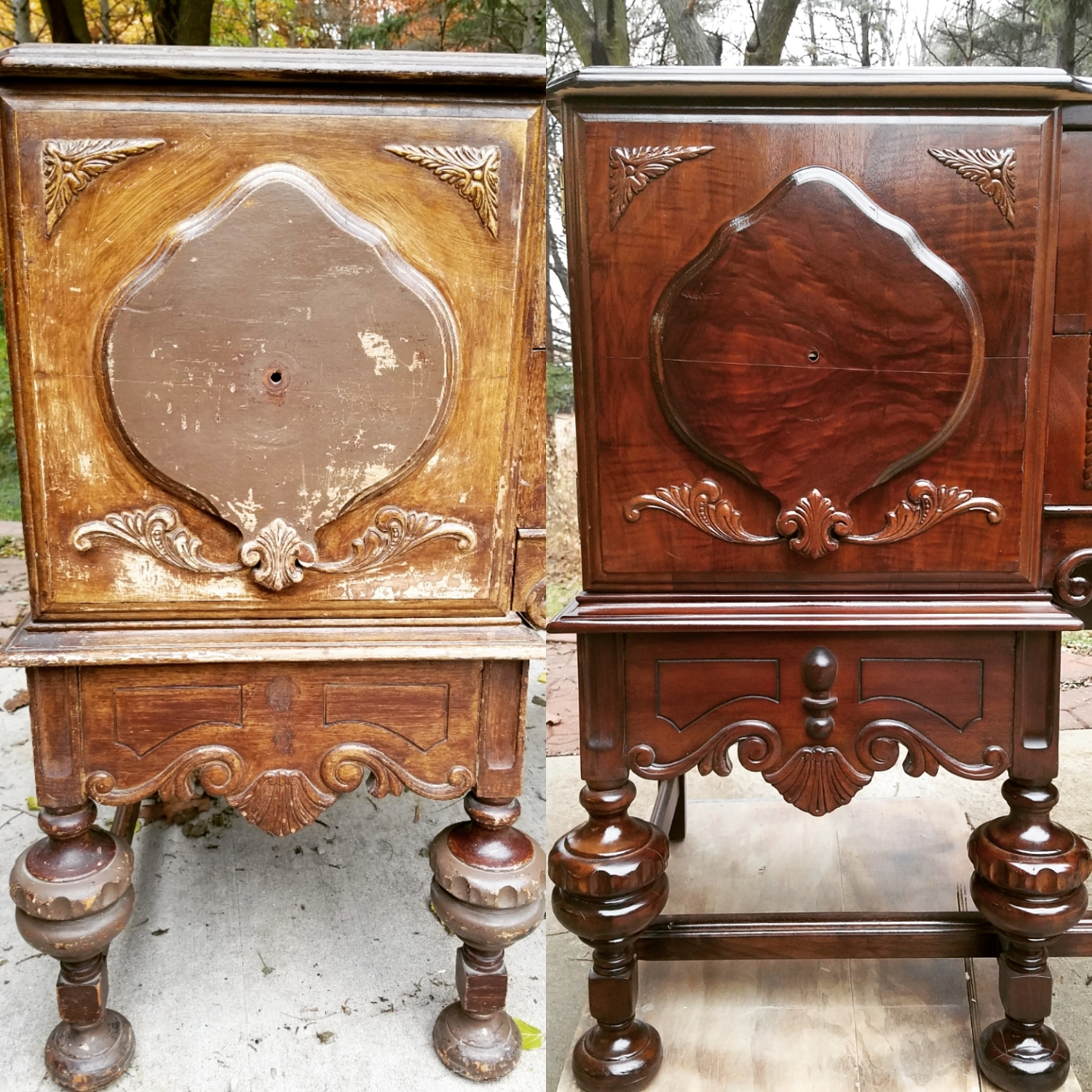 Tilghman Chicago Antique Furniture Restoration