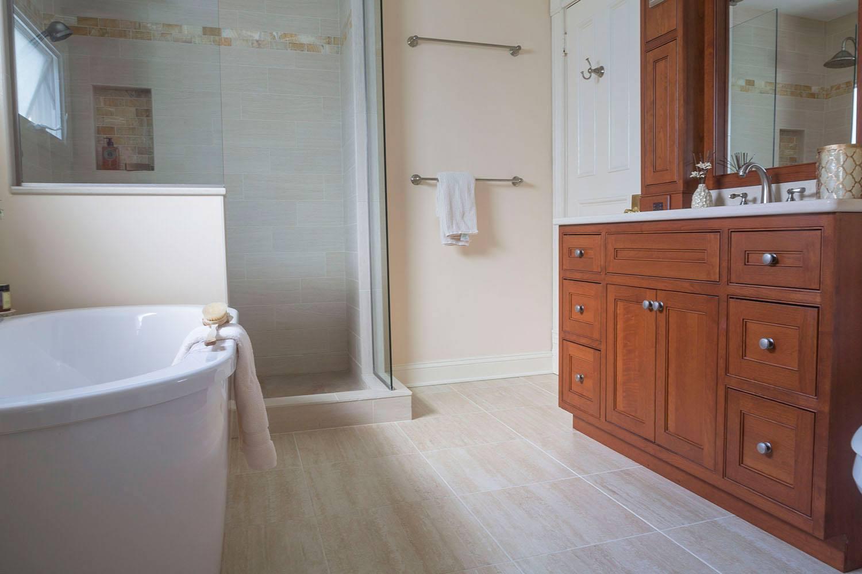 See more Suite Ensuite Master Bath