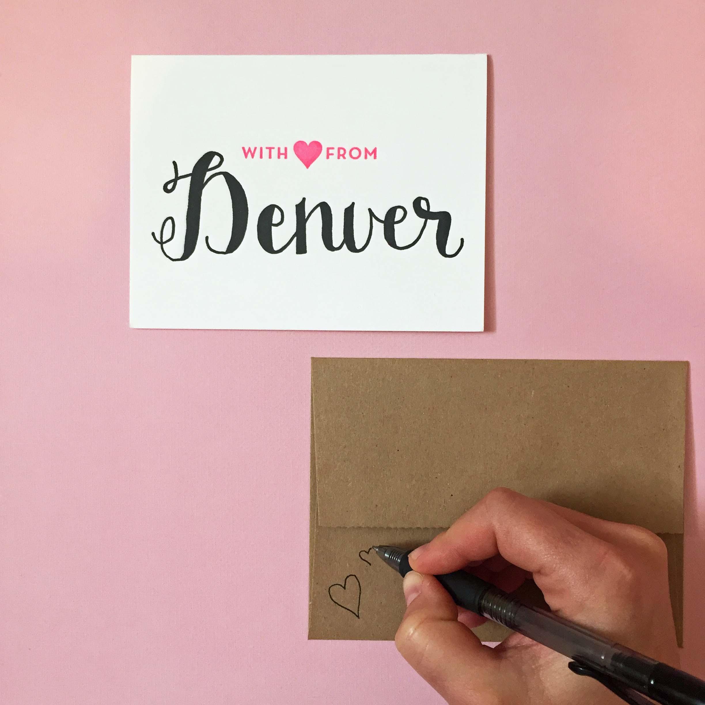 Card by Parrott Design Studios
