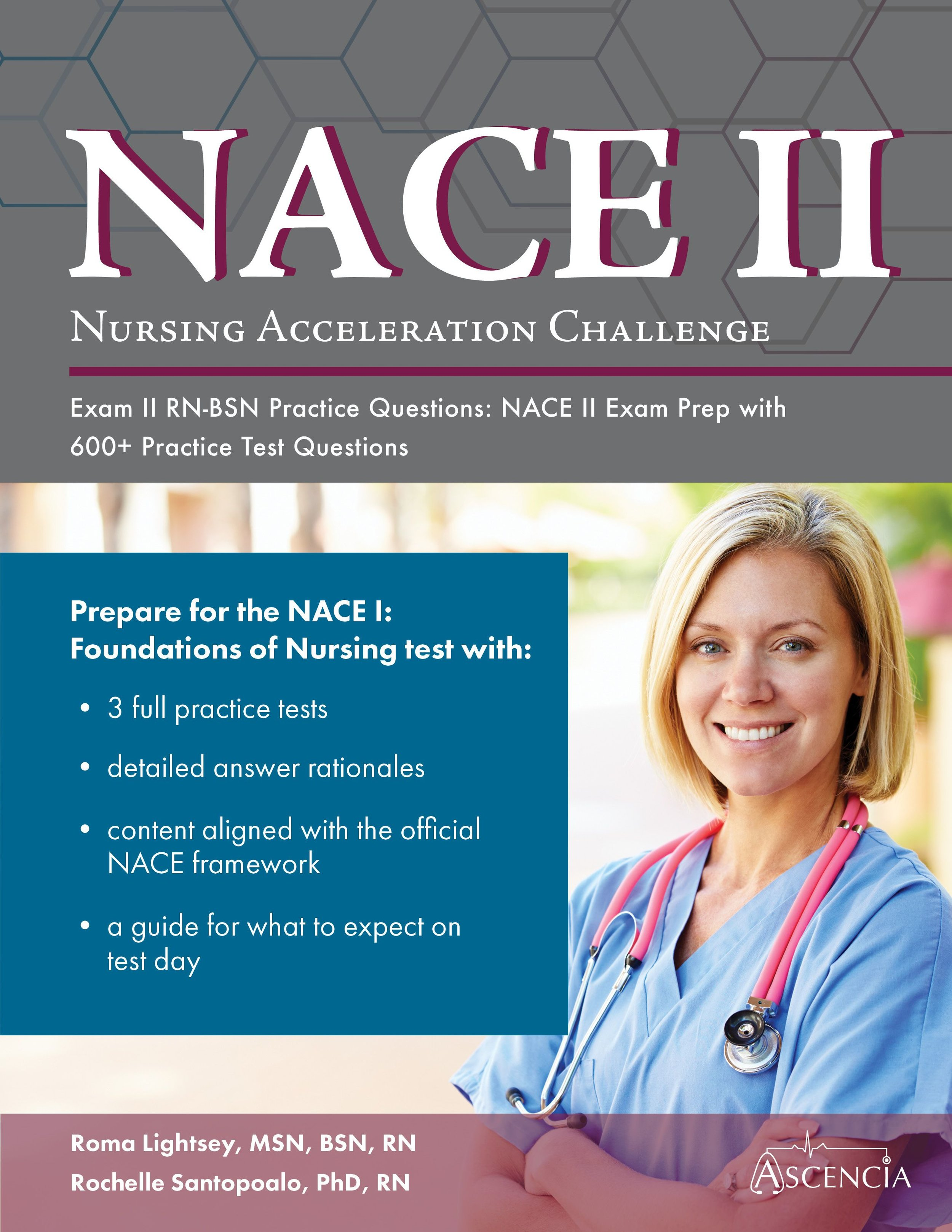 Nursing — Ascencia Test Prep Study Guides