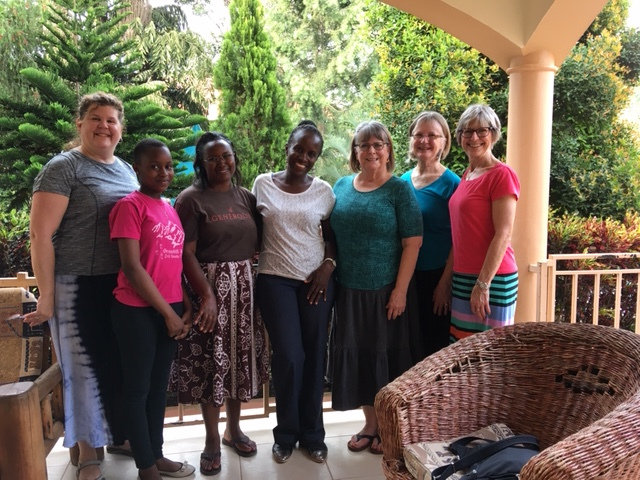 A Meeting with Mary Ann from Peace Corps