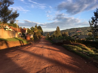 Road to the Jopfa