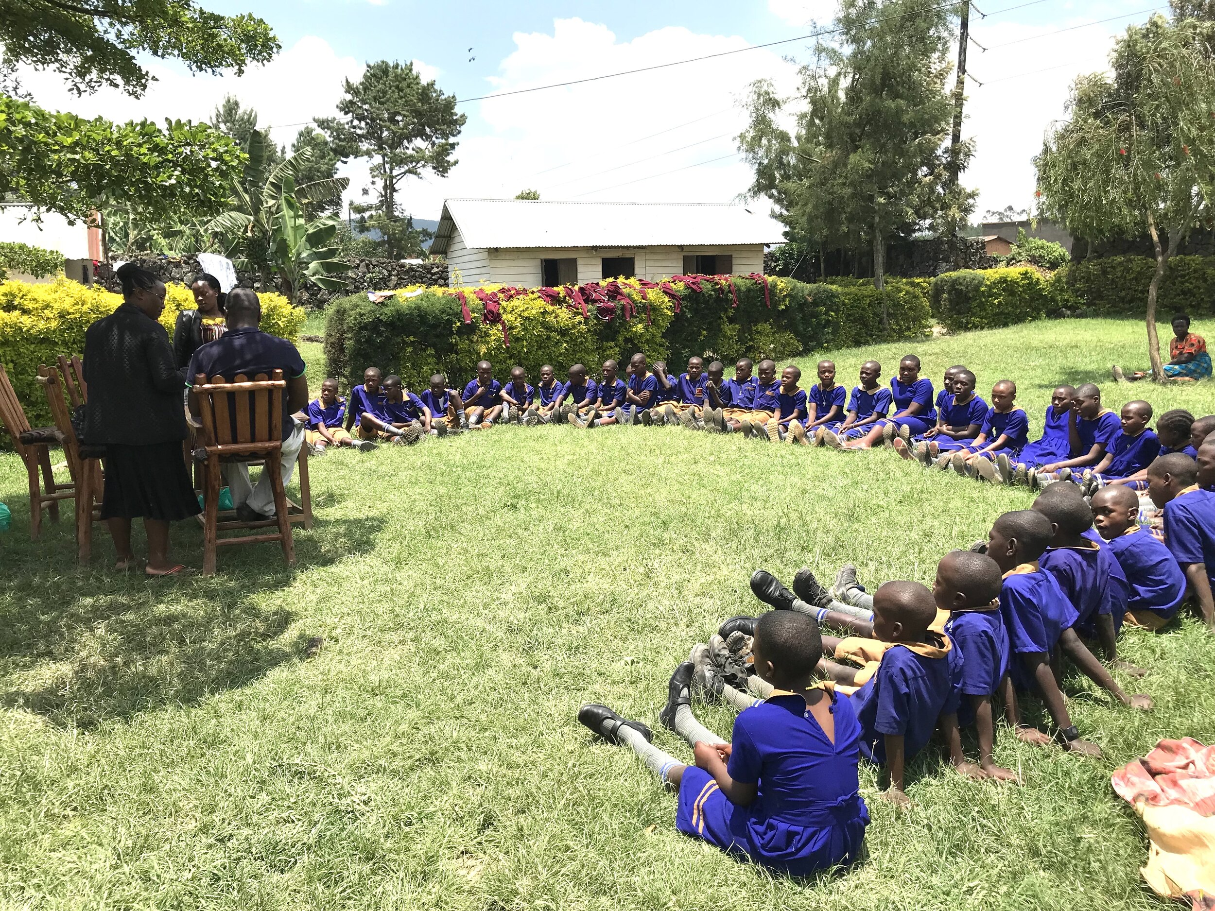 55 ACT MukoHOPE kids enrolled at Murole this year