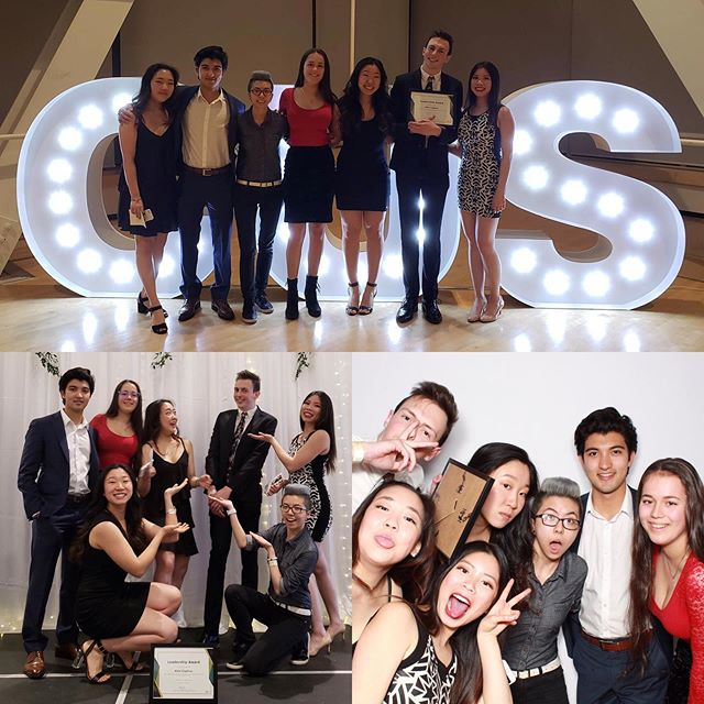 The end of exam season marks the official end of the school year! A massive thank you to our eProjects team for making it such a spectacular year - and congrats to our outgoing Co-President @alextheyuppie for winning the CUS Leadership Award 💛  We're so excited for what next year has to offer, and we hope you all tag along! . Not pictured: @vancityroberts @anagat_ @soham_bhatnagar @dabecki @jenngechen @mendo.sebastian