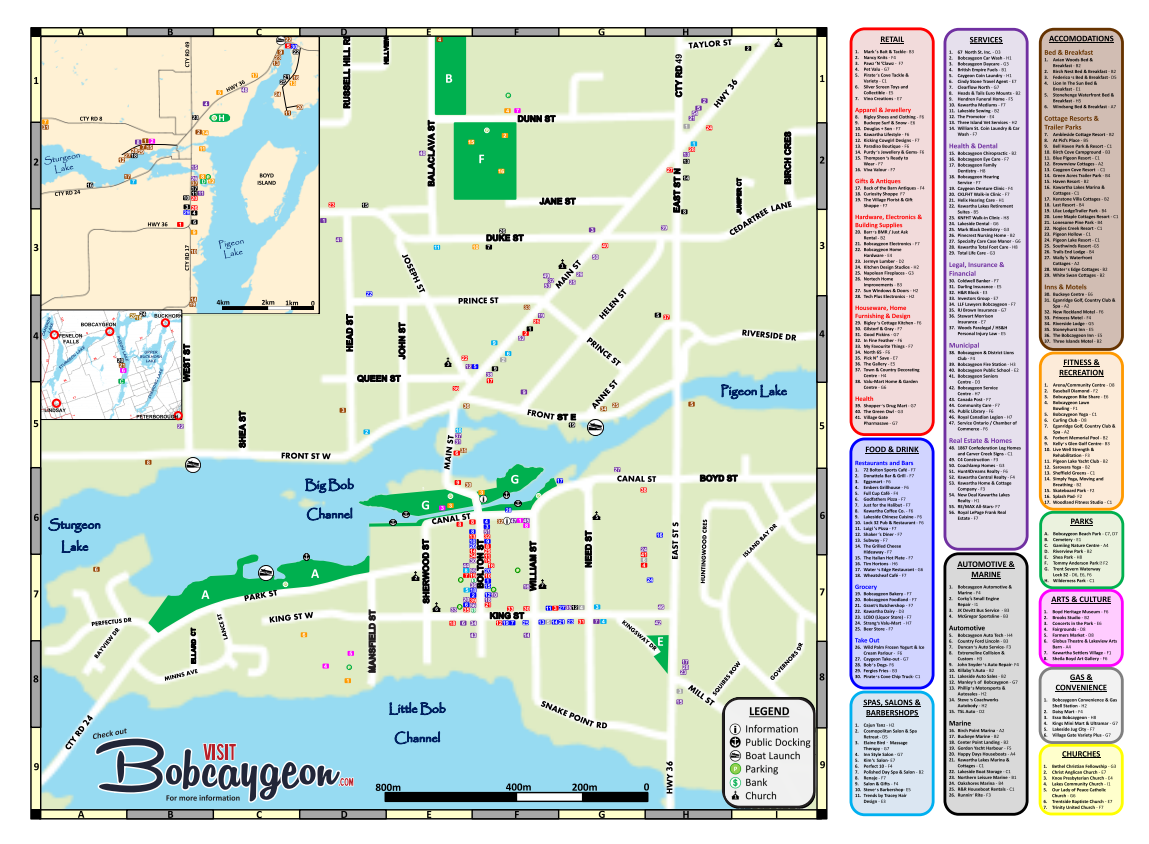 Visit Bobcaygeon Map.png