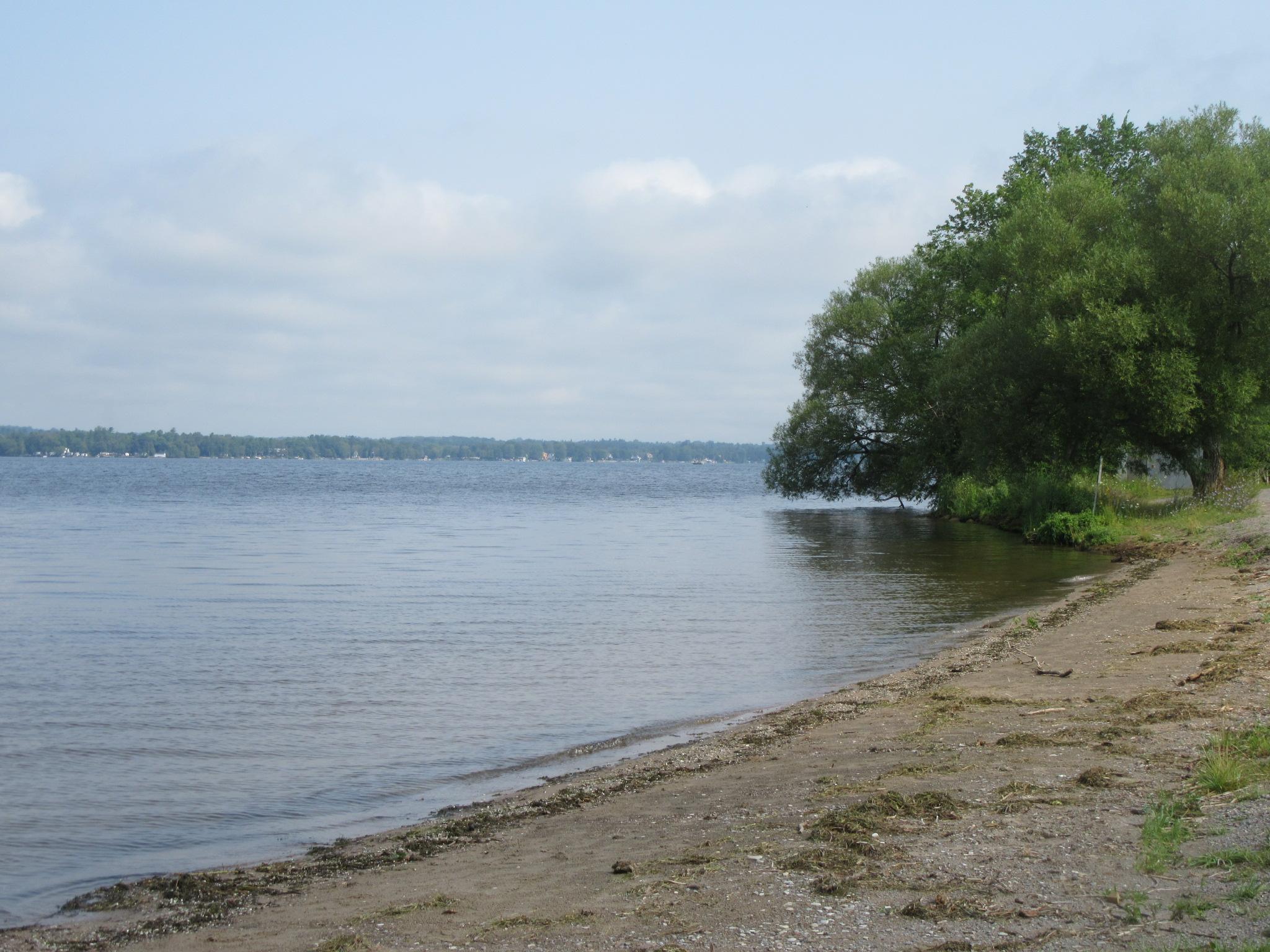 Hwy. 24 beach park