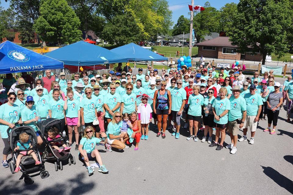 Bigley's Walk For The Cause- benefiting Kawartha North Walk In Clinics in Bobcaygeon & Fenelon Falls