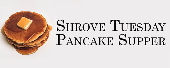 Shrove Tuesday Pancake Supper Bobcaygeon