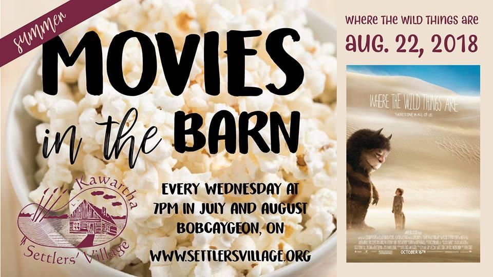 movies at the barn