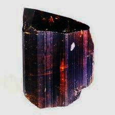 tourmaline crystal