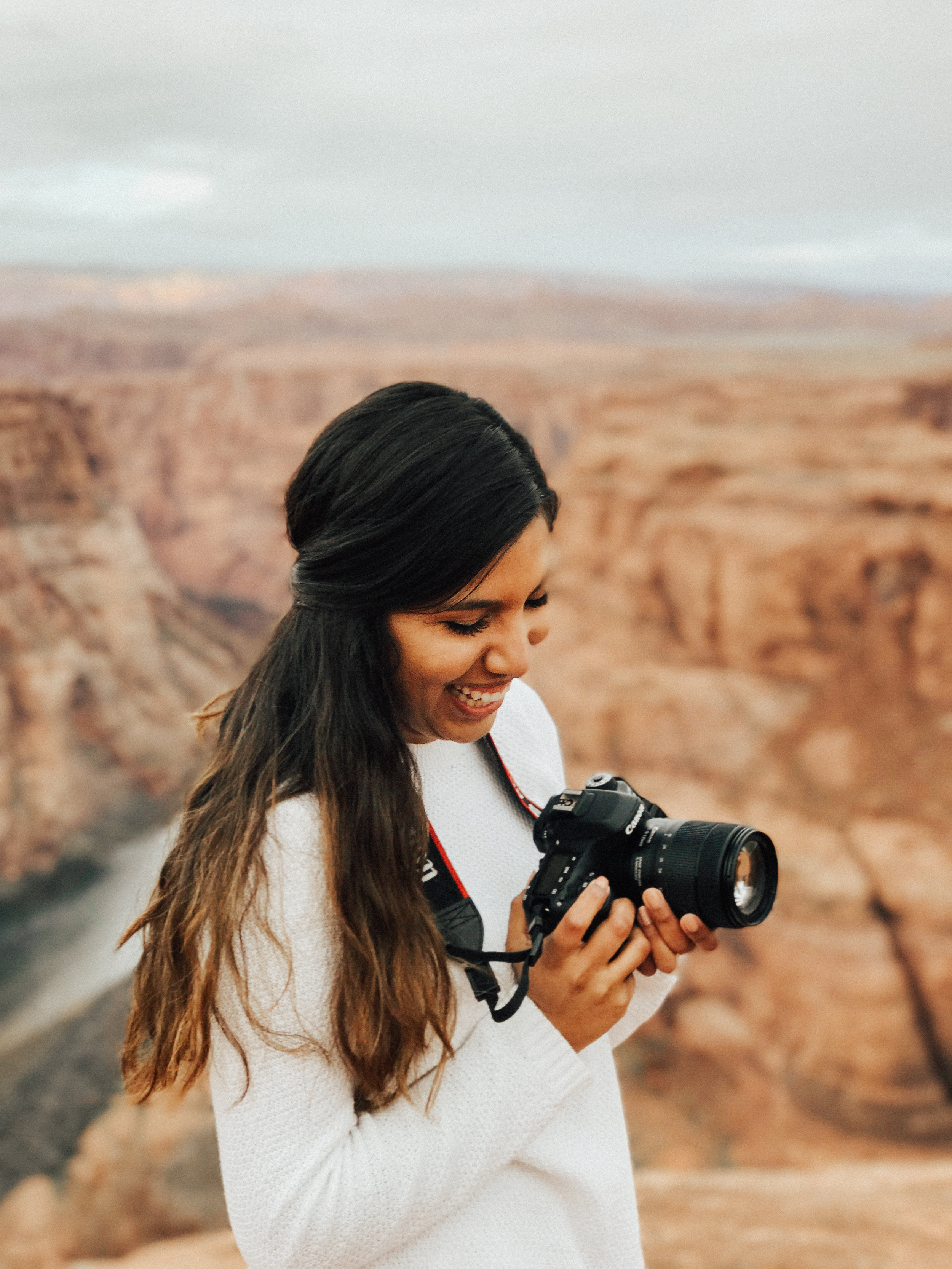 The WomanBehind the Lens -