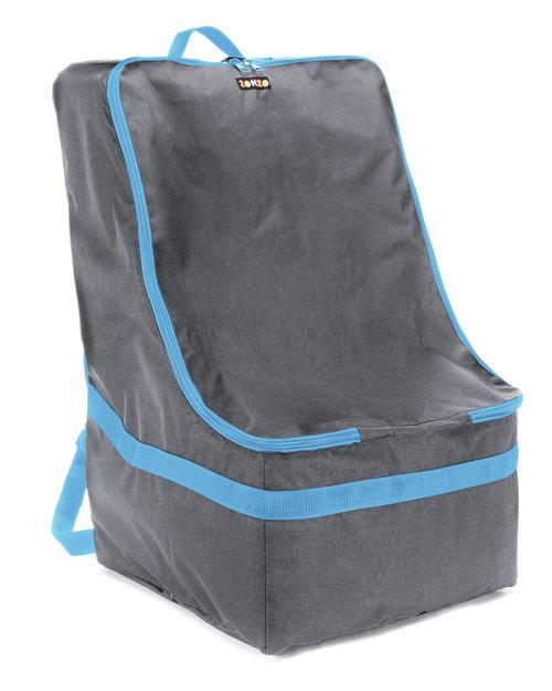 Car Seat Travel Bag Zohzo, Zohzo Adjustable Padded Bag For Car Seat