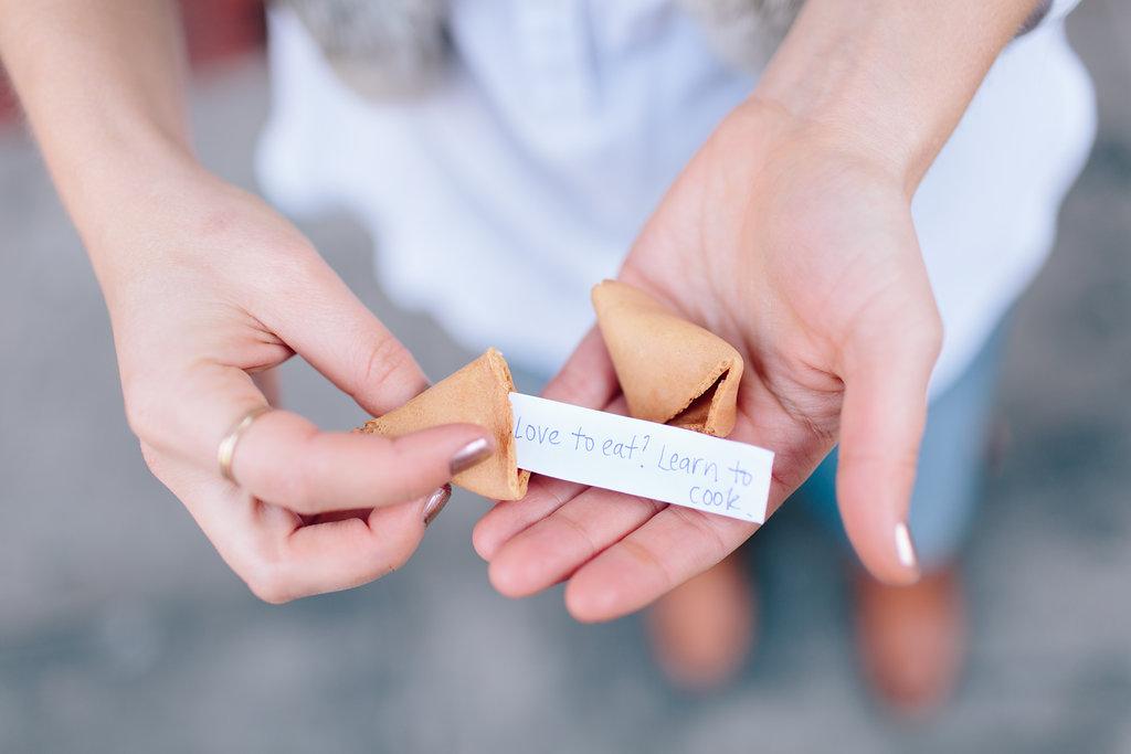 Fortune cookie dating datazione con fidanzata significato