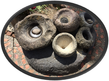 Mission Mortars and Pestles