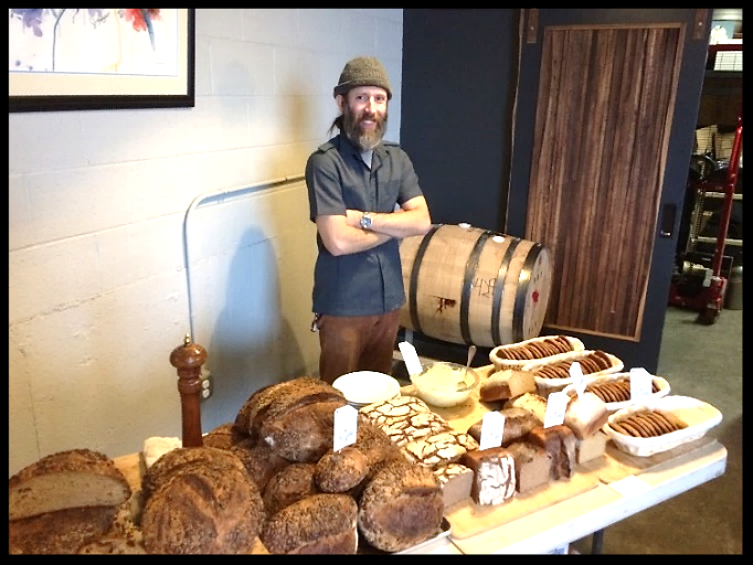 Spokane Master Baker Shaun Thompson-Duffy's Palouse Heritage Breads