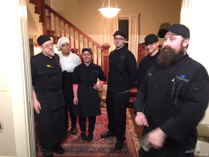 "Puget Sound Community College ""Palouse Heritage"" Chefs"