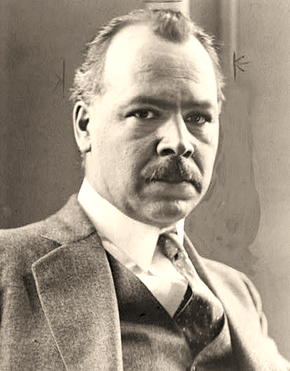 Nikolai Vavilov (c. 1930), Library of Congress