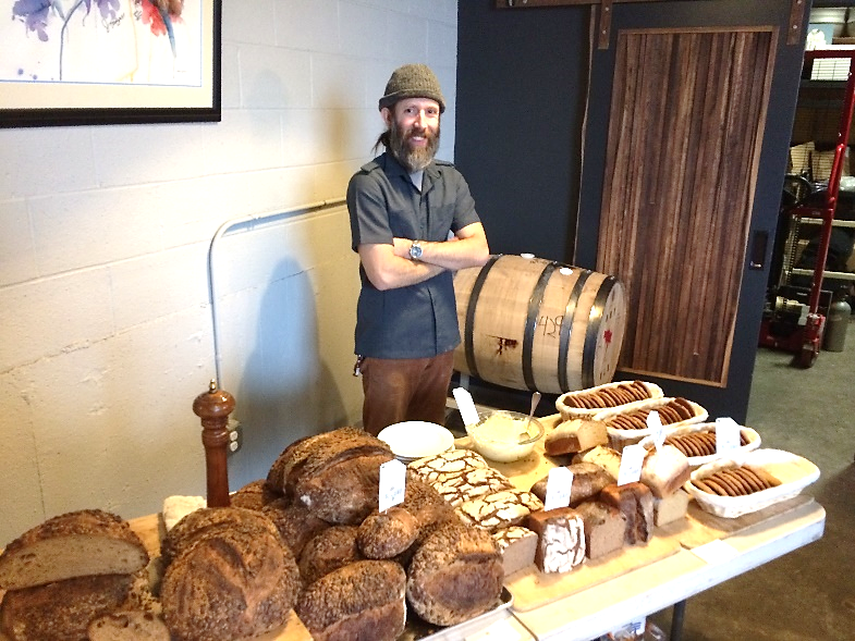 Legendary Spokane Artisan Baker Shawn Thompson Duffy