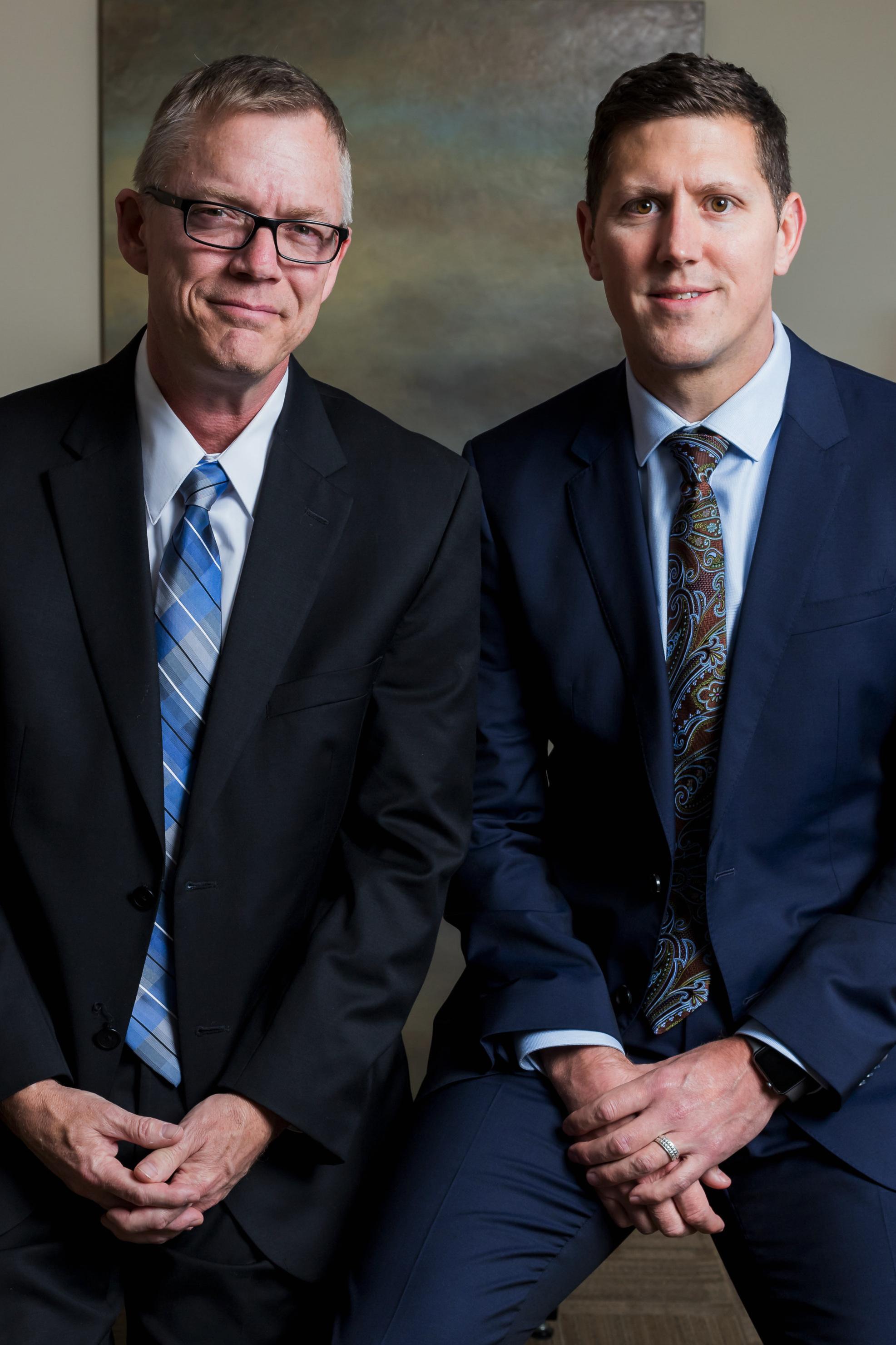 Timothy J. Calderbank & Bryce Sinner - Industry Leaders