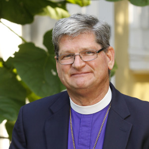 Bishop of the Episcopal Diocese of New Jersey