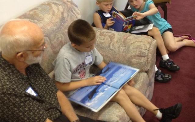 Episcopal Applachian Reading Camp